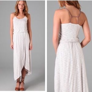The Addison Story Anthropologie Maxi Tulip Dress
